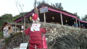 Burning Santa 2